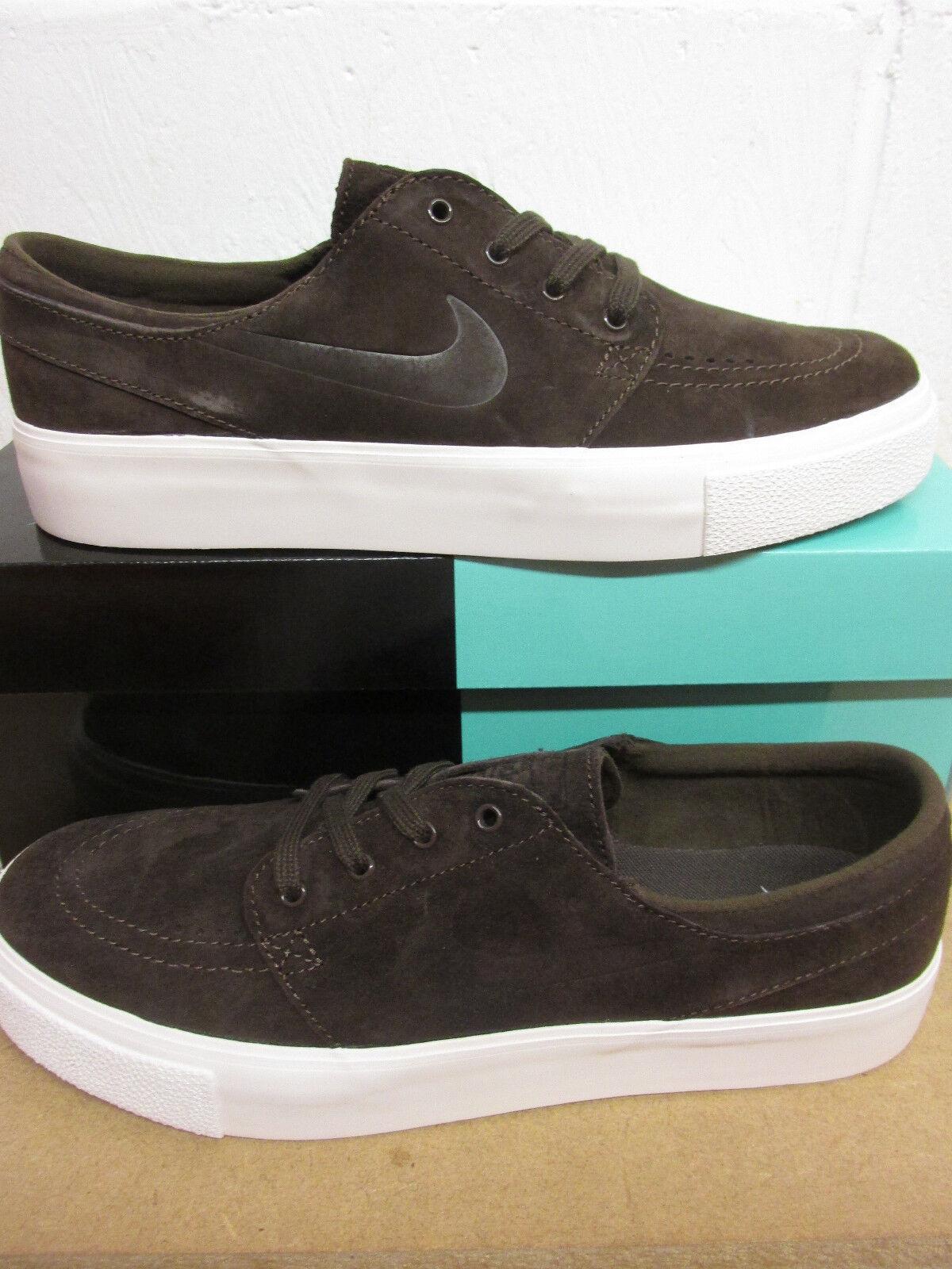 Nike SB Zoom Stefan Janoski PREM HT Mens Trainers 854321 221 Sneakers Shoes