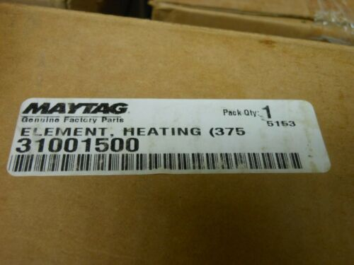 NEW Whirlpool Maytag 31001500 ELEMENT HEATING 3750W FACTORY OEM