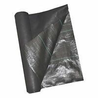 Weed Barrier Landscape Fabric 4oz 6x300ft Compound Weed Barrier Fabric