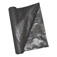 2x Weed Barrier Landscape Fabric 4oz 6x300ft Compound Weed Barrier Fabric