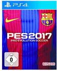 Pro Evolution Soccer 2017: Barcelona Edition (Sony PlayStation 4, 2016)