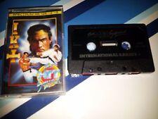 Karate Internacional para la Sinclair ZX Spectrum 48.128. probado.