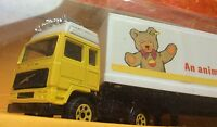 Corgi C1231 Volvo Globetrotter 18 Wheeler Truck Advertising Steiff Bear 1985