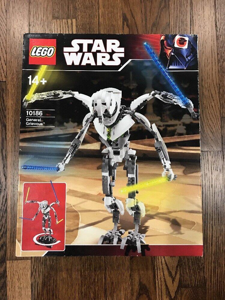 LEGO 10186 estrella guerras  UCS General Grievous - nuovo & Sealed  offrendo il 100%