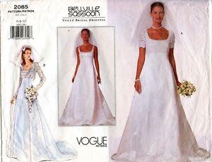 Jacket//Skirt Pattern 6-10 Vogue 2764  OOP