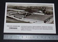 CPA AK 1960 CARTE POSTALE ALLEMAGNE DEUTSCHLAND TRILUX-LENZE KG NEHEIM-HÜSTEN