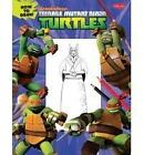 How to Draw Teenage Mutant Ninja Turtles: Learn to Draw Leonardo, Raphael, Donatello, and Michelangelo Step by Step! by Walter Foster (Paperback, 2013)