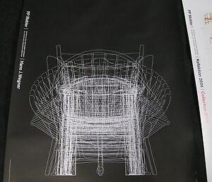 RARE-EXPOSITION-PP-Mobler-Hans-Wegner-Chaise-Poster-Fritz-Hansen-Vitra-Jacobsen