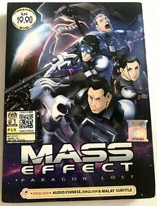 Mass Effect Paragon Lost Film English Version All Region