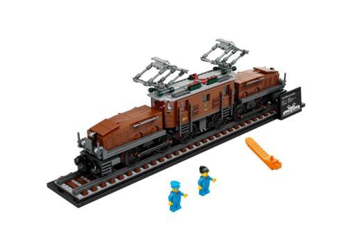 Lego Creator Expert 10277 LOCOMOTIVE CROCODILE crocodile-NEUF /& neuf dans sa boîte