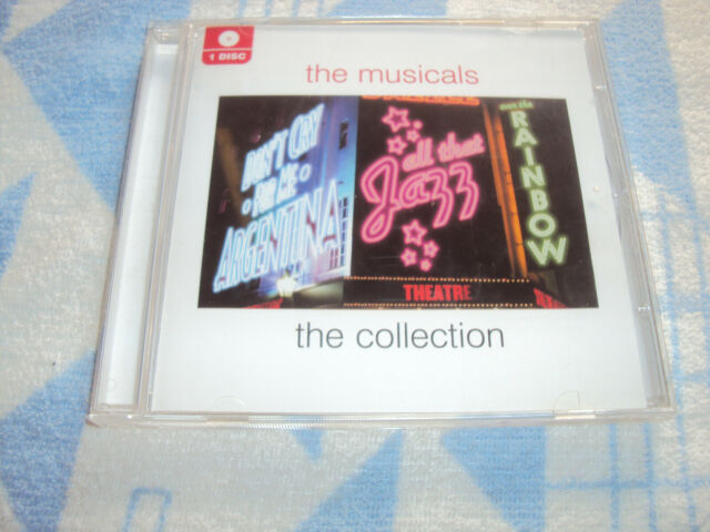 The Musicals - the Collection  CD   I Dreamed A Dream > Les Misérables,Cats.....