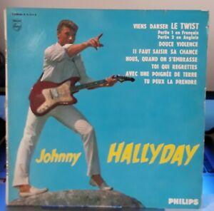 25-cm-BIEM-Annee-1961-N-76-534-Viens-Danser-le-Twist-Johnny-Hallyday