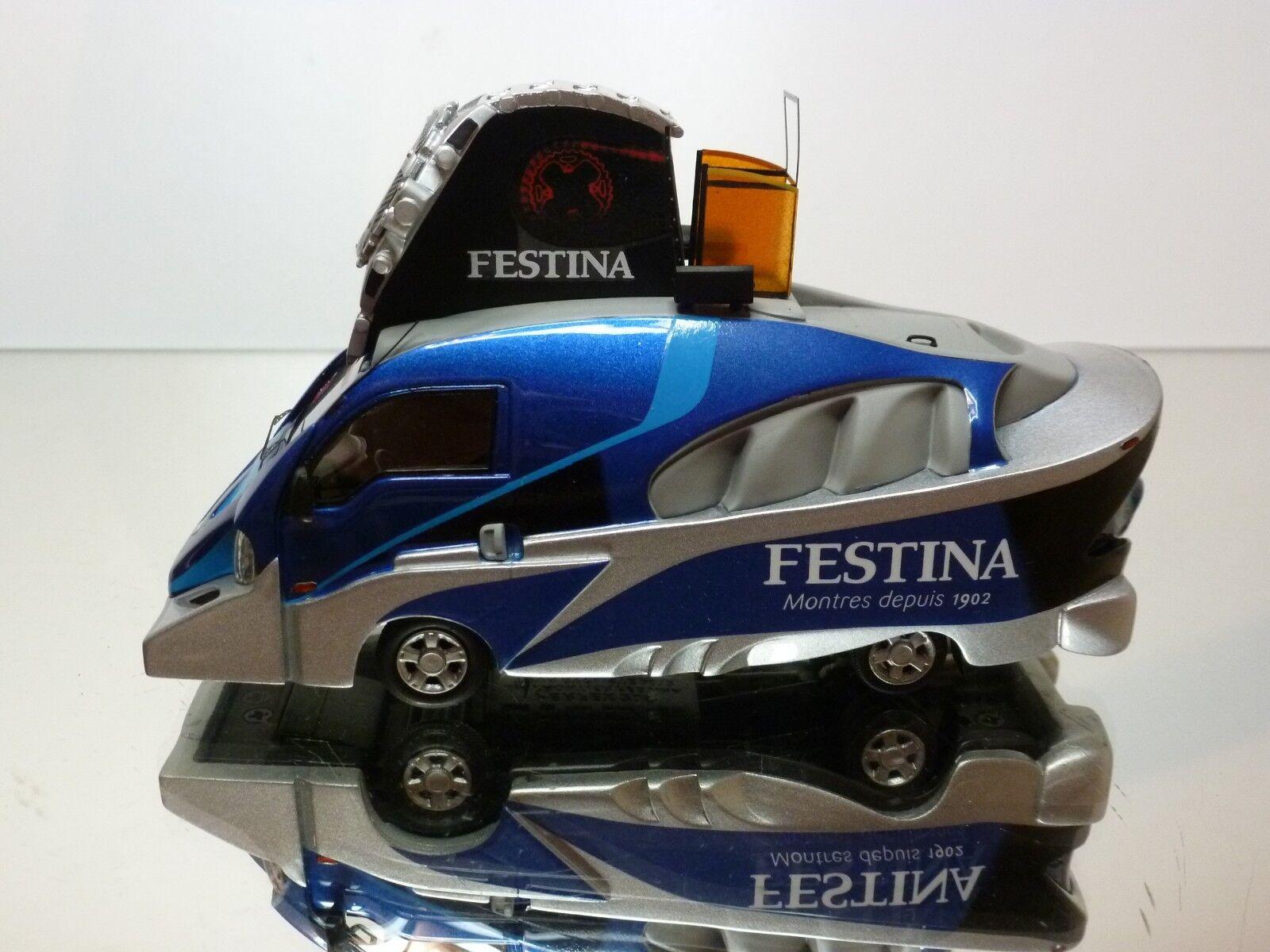 PERFEX 205 KIA FRONTIER FESTINA TOUR CYCLISTE 2012 2012 2012 - blueE 1 43  - EXCELLENT- 39 678de0