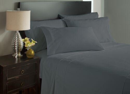 Adjustable Split King Bed sheets 1800 thread count 5 piece set