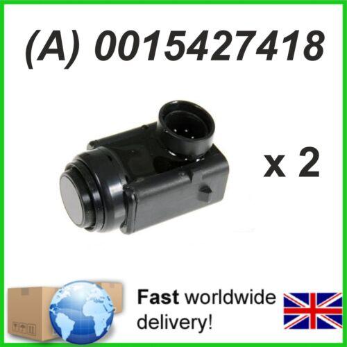 2 x Capteur de Stationnement PDC Mercedes SL SLK M R GL Vito-A0015427418 0015427418
