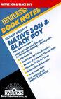 Richard Wright's Native Son & Black Boy by Michael Gallantz (Paperback, 1985)
