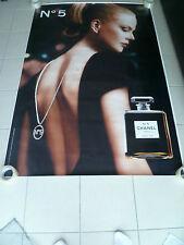 AFFICHE CHANEL NICOLE KIDMAN 4x6 ft Shelter Original Fashion Luxury Poster
