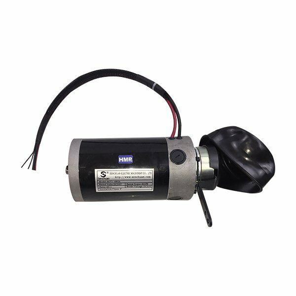 Hmparts E-Scooter electric motor 24V 800 W Model  sct1-080a with el. Brake