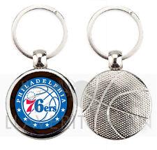 PHILADELPHIA 76ERS NBA BASKETBALL KEYRING-KEYCHAIN-PORTACHIAVI-PORTE-CLÉ-LLAVERO