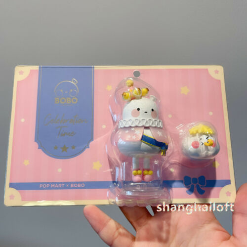 bobo coco pop mart 10th years 3inch design toy figurine limited edition
