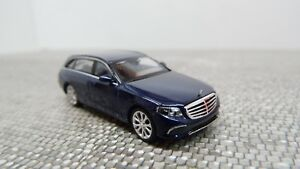 Wiking-1-87-H0-022705-MB-E-Klasse-S-213-Exclusive-Mercedes-Benz-NEU-in-OVP