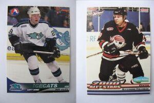 2001-02 Choice AHL 06 of 15 Valeev Igor    Ice cats   Russia