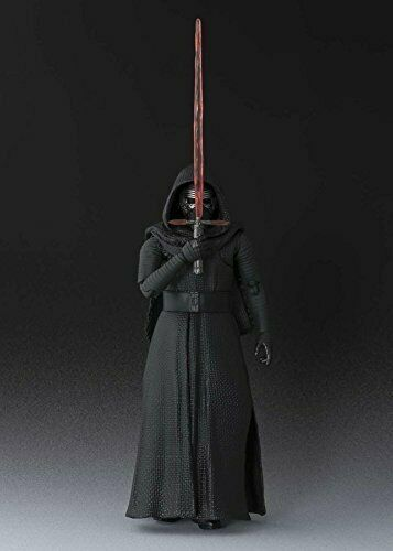 SH SH SH Figuarts Star Wars The Force Awakens Kylo Ren 16cm 6.3inch Figure 1b9592