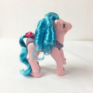 Vintage G1 My Little Pony Sweet Step Ballerina Silky Slipper Near Mint