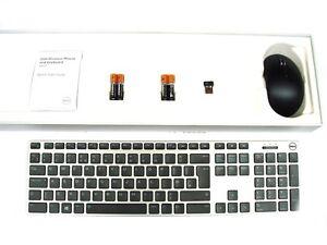 85266812f6a La imagen se está cargando Teclado-Inalambrico-sin-Cable-Premier-Dell -KM717-amp-