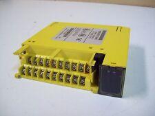 FANUC A03B-0819-C158#D OUTPUT MODULE 8PT 230V I/O MODEL A - NO DOOR - FREE SHIP