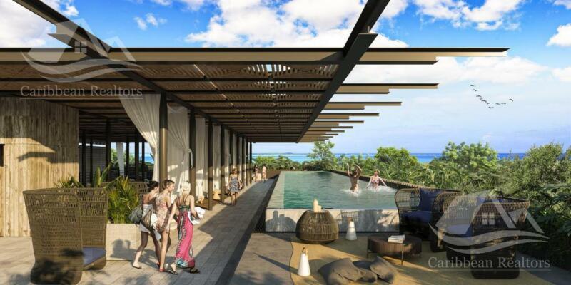 Departamento en venta Riviera Maya Playa del Carmen Naomi