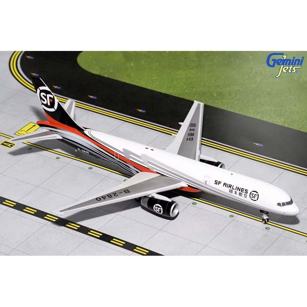 Gemini Jets SF Airlines B757-200F Diecast Model - Scale 1 200