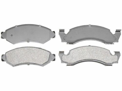 Front Brake Pad Set For 1972-1979 Ford Ranchero 1973 1974 1975 1976 1977 X696FX