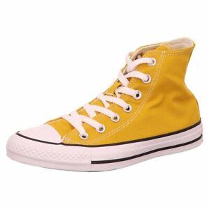 Converse Damen Sneaker CTAS Seasonal C Hi gelb 763299 | eBay