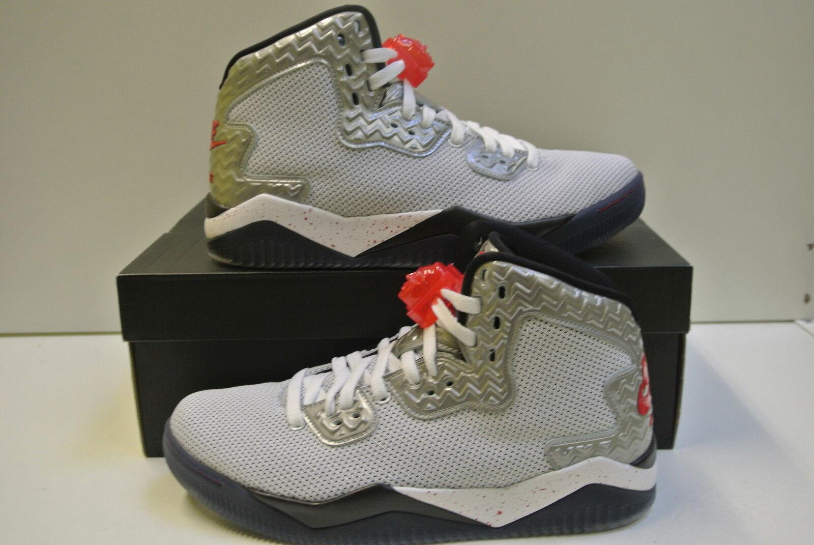 Nike Air Jordan Spike Forty Polyethylene Packaging Size 42 Us 8,5 Nip 807541 101