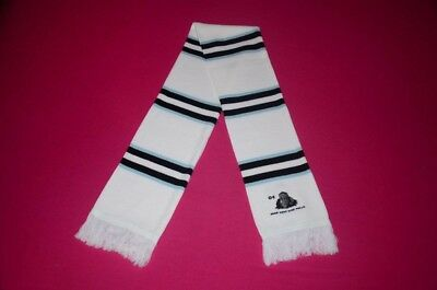 Parma FC Woolen Bar Scarf Supporters Fans Ultras Calcio Italy Serie A Gift Fan