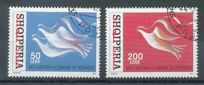 Albanien Nr.3031-2 Gestempelt 50 Wk An Indispensable Sovereign Remedy For Home Jahrestag Ende 2 285241