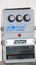 DOD Digitech FX30B Gate/Loop Noise Suppressor Rare Vintage Guitar Effect Pedal