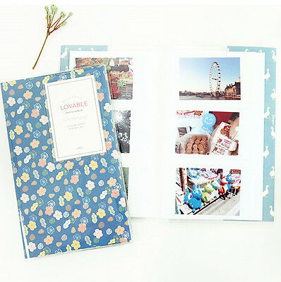 "GMZ Photo Album for  ZINK Paper 2 x 3"" Z2300 Socialmatic - Flower"