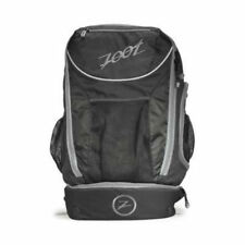 ZOOT SPORTS TRANSITION BAG 2.0 BLACK/SILVER 1SZ