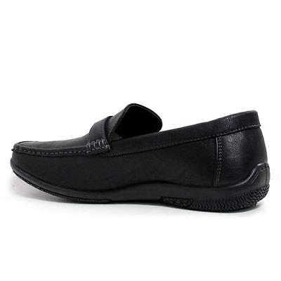 Para Hombre Nuevo resbalón en Casual cubierta Mocassin diseñador, mocasines para conducción Zapatos Talla
