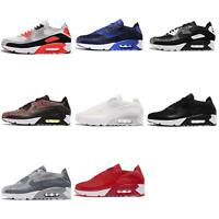 Nike Air Max 90 Ultra 2.0 Flyknit Men Running Shoes Sneakers Trainers Pick 1