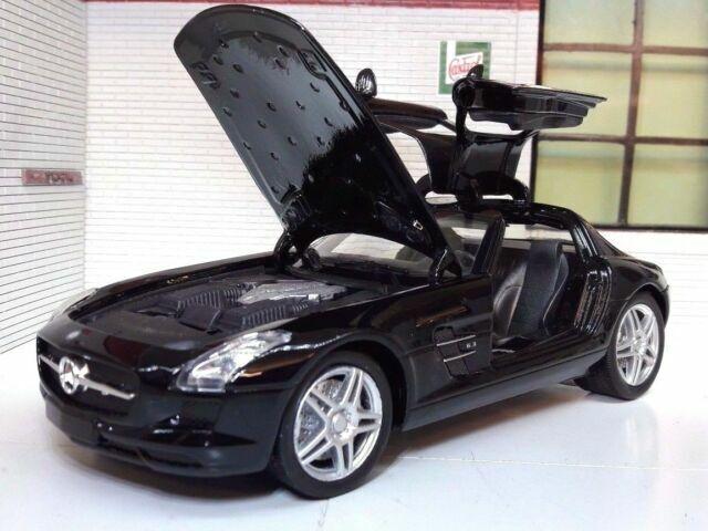 Mercedes Benz Gt-S Amg Gt3 #0 2016 Black MOTORMAX 1:24 MTM73386BK