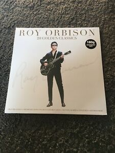 Roy-Orbison-20-Golden-Classics-LP-VINYL-NEW-And-Sealed-Record