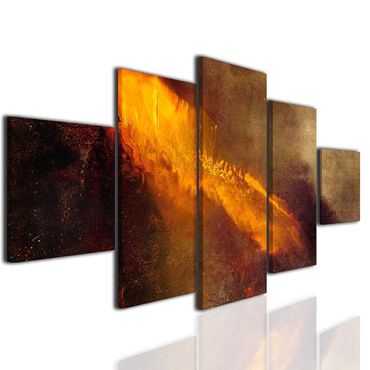 stampe astratti Quadri su moderne a30 arroto canvas tele ...