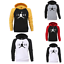 Mens Sportswear Long Sleeve Hoodie Pullover  Tops Sweater  Casual Basketball UK