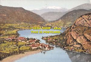 L113327 Stretto di Lavena e Ponte Tresa. Lago di Lugano. A. Veronesi