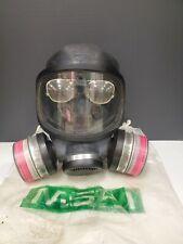 Msa Millennium Medium Respirator Gas Mask