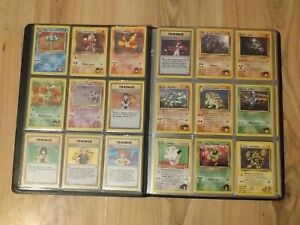 Pokemon-Karten-Gym-Heroes-100-Komplett-Englische-Cards-Complete-English-rare