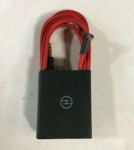 Original-OEM-Beats-by-Dr-Dre-3-5mm-Audio-Cable-L-Cord-AUX-Red-Black